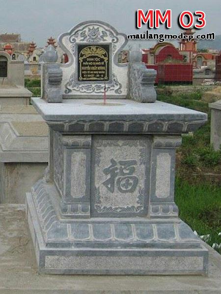 mộ không mái đá , mộ đá tam sơn, mộ đá hậu bành