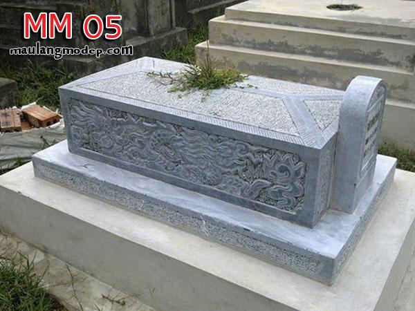 mộ không mái đá MM 05 , mộ đá tam sơn