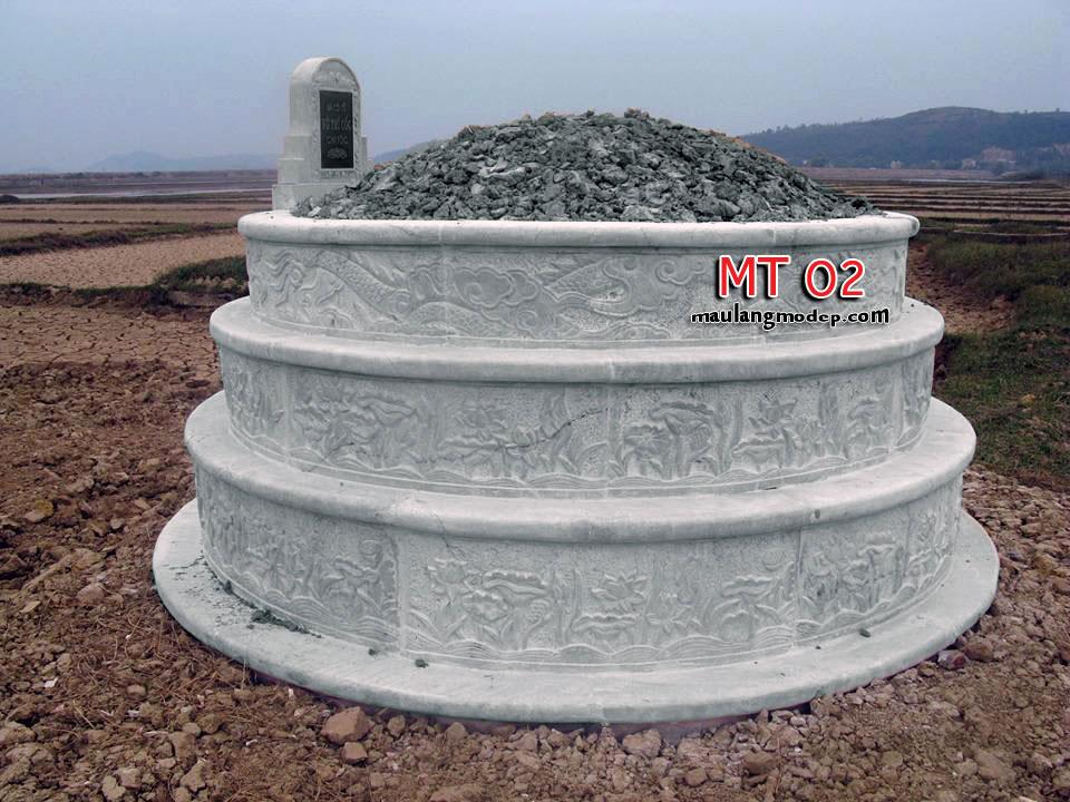 Mộ đá tròn MT 02