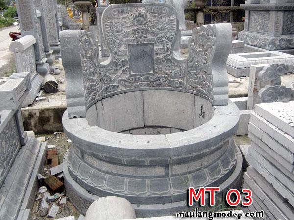 Mộ đá tròn MT 03