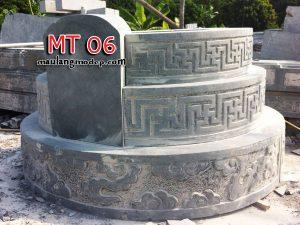 Mộ đá tròn MT 06