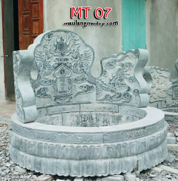 Mộ đá tròn MT 07
