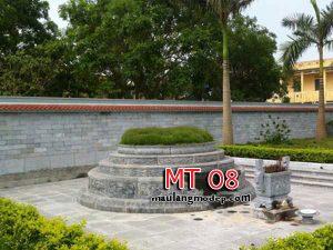 Mộ đá tròn MT 08