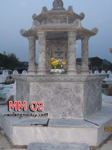 Mộ lục lăng đá MM 02