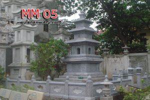 Mộ tháp đá MM 05