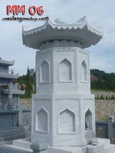 Mộ tháp đá MM 06
