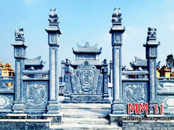 Khu lăng mộ đá MM 11