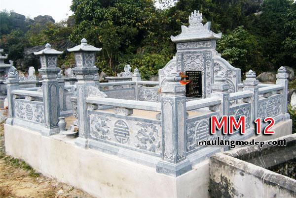 Khu lăng mộ đá MM 12