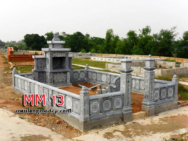Khu lăng mộ đá MM 13