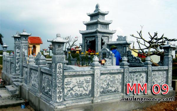 Khu lăng mộ đá MM 09