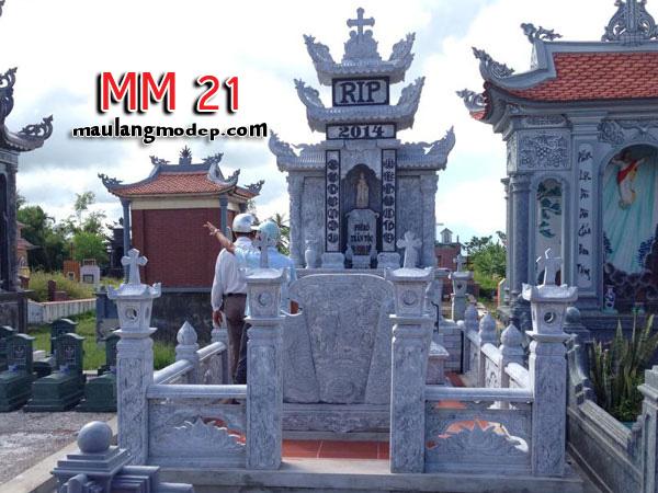 Khu lăng mộ đá MM 21