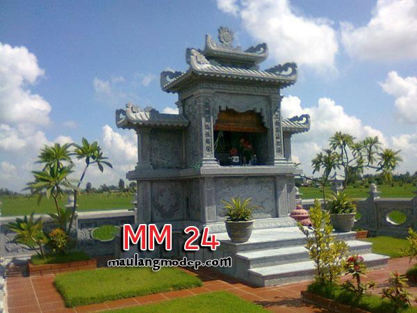 Khu lăng mộ đá MM 24