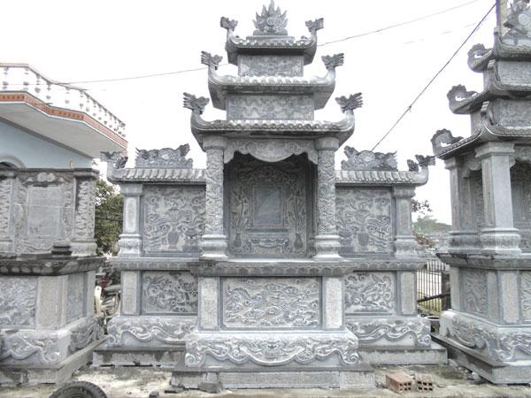 Lăng thờ đá