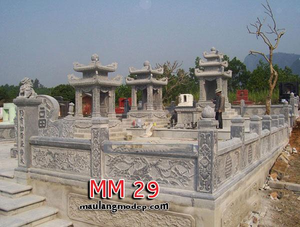 Khu lăng mộ đá MM 29