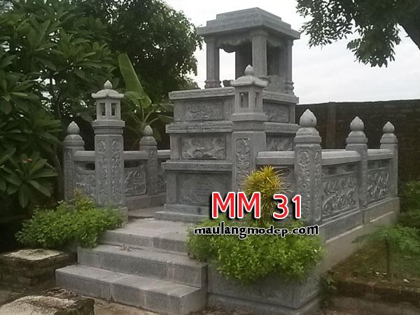 Khu lăng mộ đá MM 31
