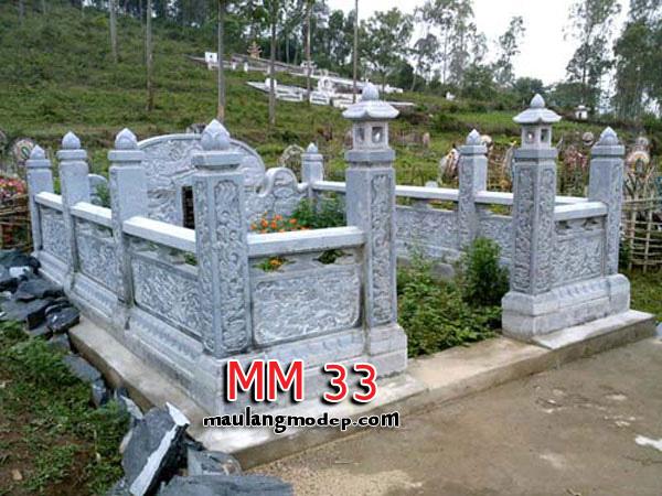 Khu lăng mộ đá MM 33