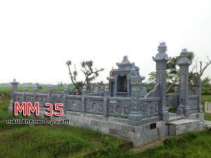 Khu lăng mộ đá MM 35
