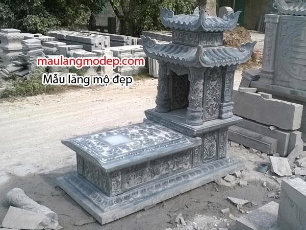 Mẫu mộ hai đao đẹp