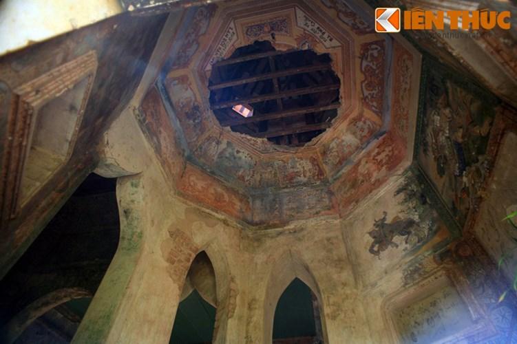Lang mo co ph Lang mo co phong cach Viet - Hoa - Phap - Khmer doc nhat VN-Hinh-15 Khuôn viên khu mộ đã bị lấn chiếm và biến thành nơi đổ rác, nhiều kết cấu đã đổ vỡ, các tác phẩm nghệ thuật bị phá hủy do thời tiết và sự thiếu ý thức của con người...ong cach Viet - Hoa - Phap - Khmer doc nhat VN-Hinh-10 Hình tượng rồng và các linh vật trong văn hóa Việt - Hoa.