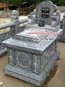 Mẫu mộ đá đẹp, mộ đá nhiều người đặt hàng