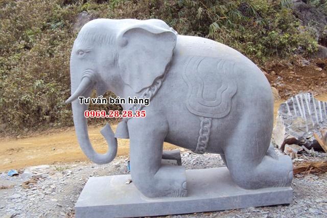 Linh vật voi trong truyền thống